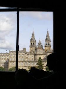 Santiago de Compostela. Fotografía de José Bolorino