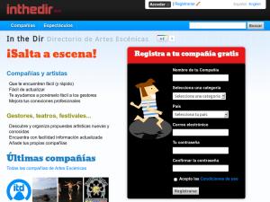 Inthedir. International Theatre Directory
