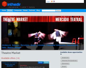 Inthedir Theatre Market