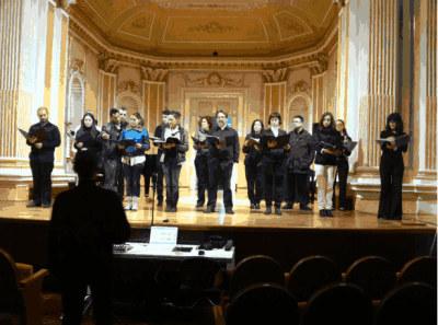 Curso de intuición artística entorno a la voz